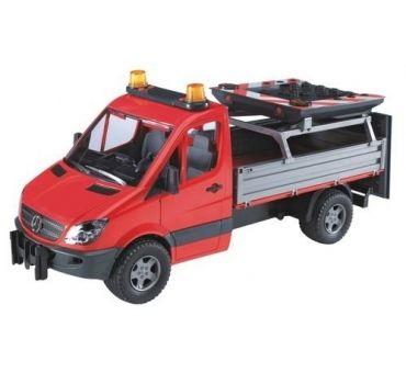 Camión de seguridad vial MB Sprinter