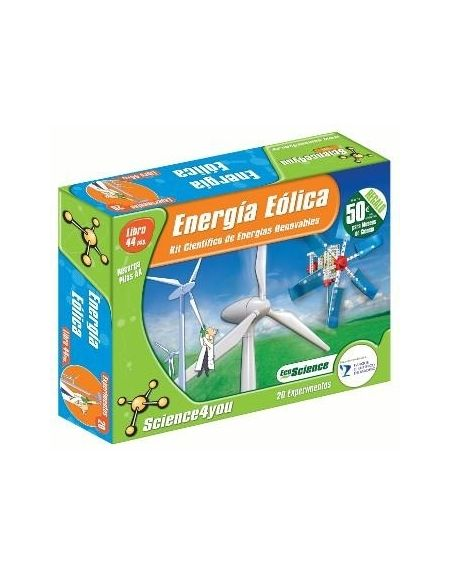 Energía eolica science
