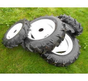 "Kit ruedas agricolas 12 y 18"" -bianca"