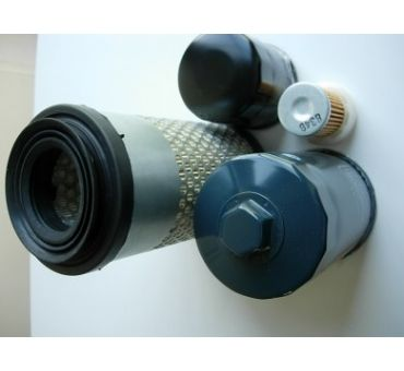 Kit de filtros Kubota
