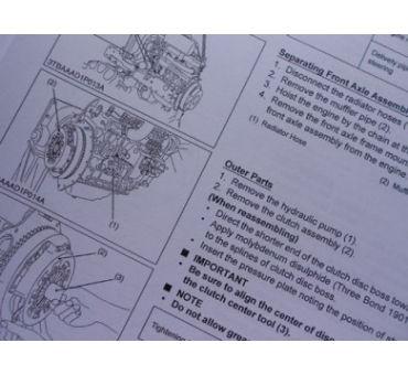 Manual de taller Kubota GB