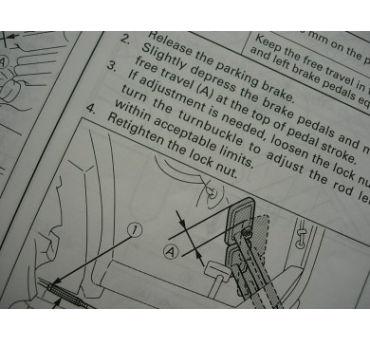 Manual Kubota GB
