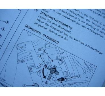 Manual Kubota D