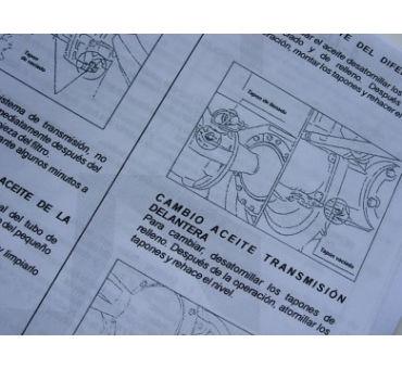 Manual Kubota espa?ol