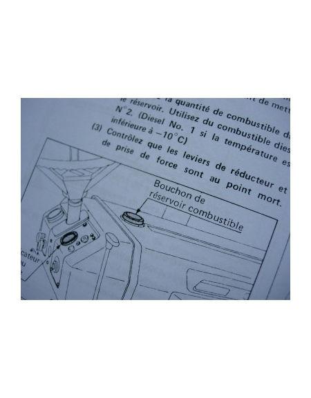 Manual Kubota FR