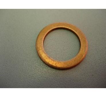 Junta de injector en cobre