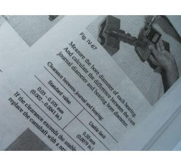 Manual de taller Iseki GB