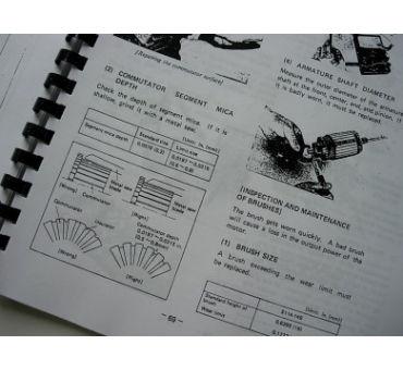 Manual de taller Yanmar