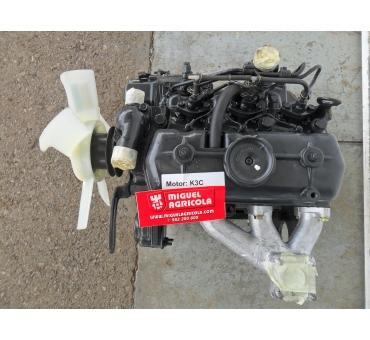 Motor Mitsubishi K3C - USADO