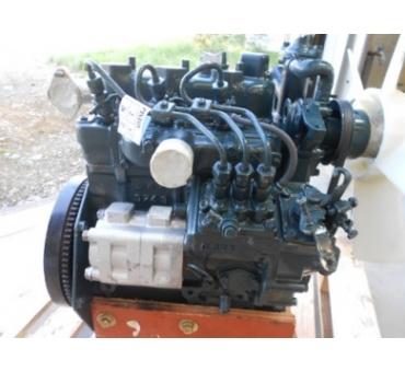 Motor usado Kubota D 622
